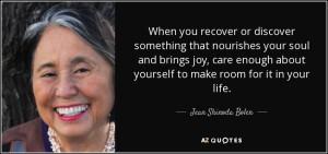 Jean Shinoda Bolen quote